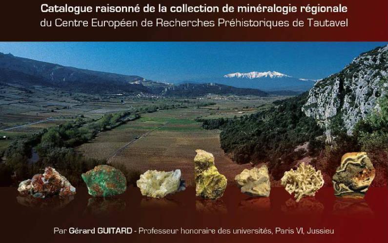 Catalogue raisonné de la minéralogie régionale