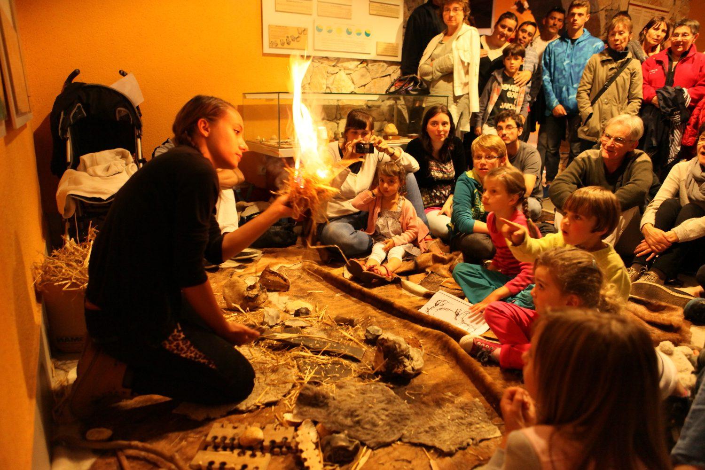 Atelier feu musée