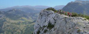 Randonnée Tautavel Sableo