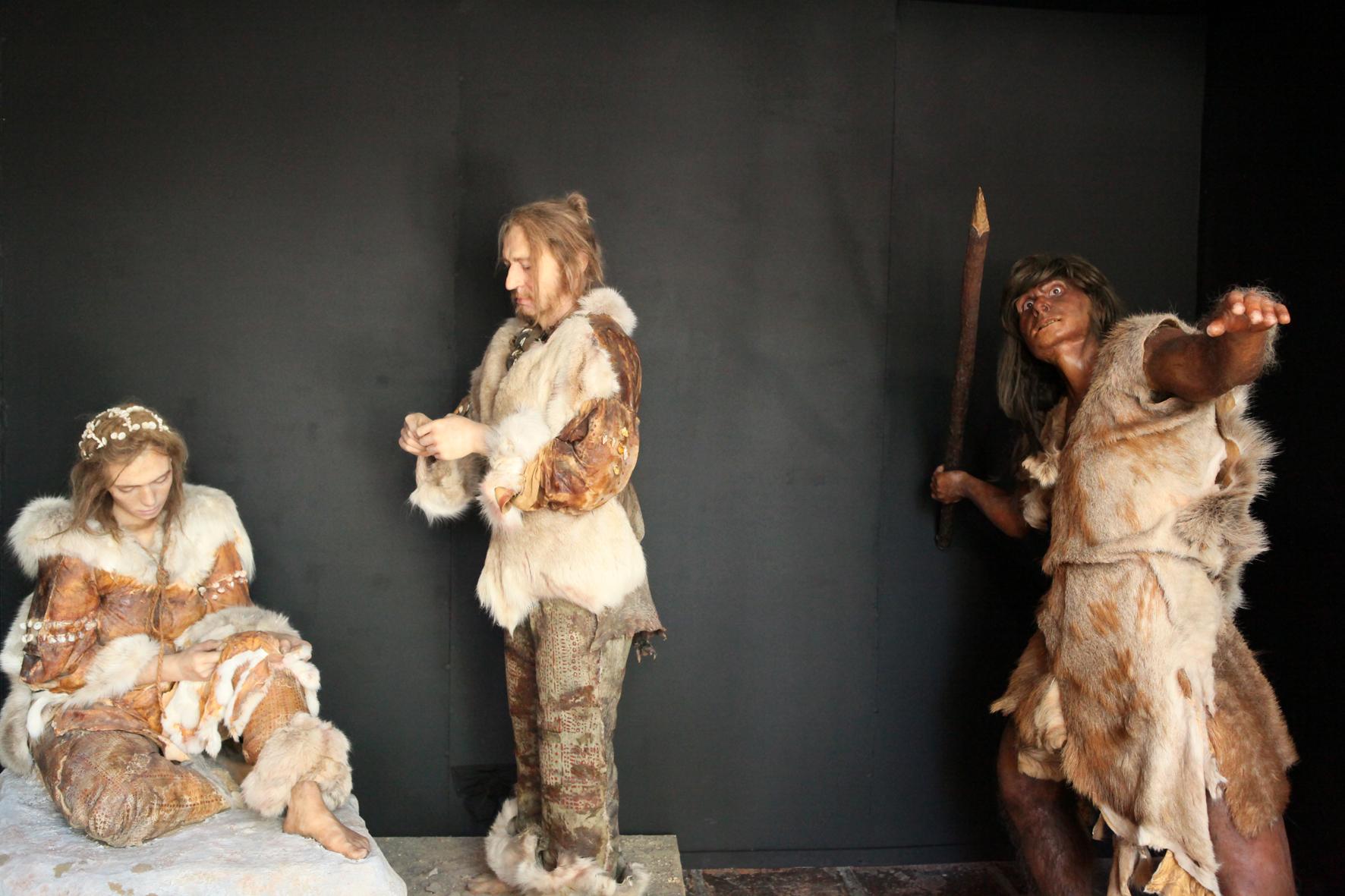 Exposition Occitanie des Origines diorama