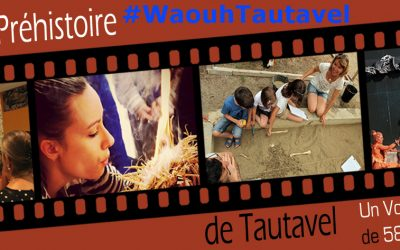 L'été à Tautavel c'est Waouh !