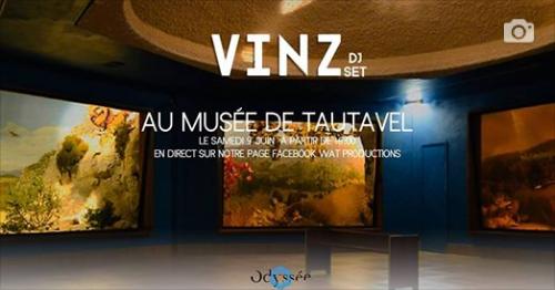 Odyssée #1 au Musée de Préhistoire de Tautavel avec VINZ