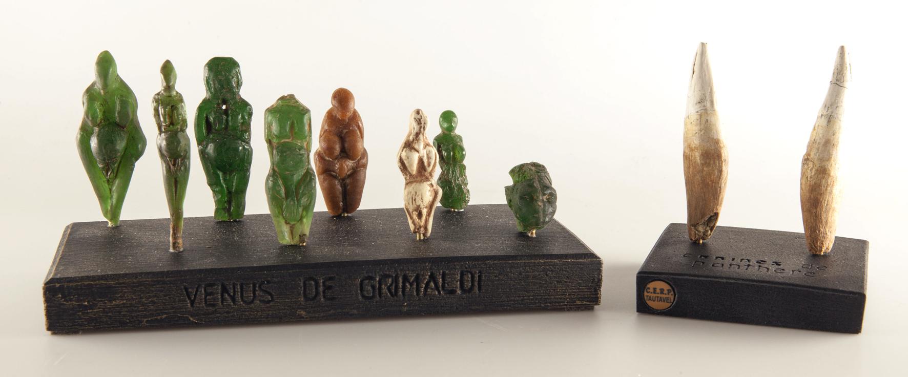 Objets Souvenirs Musée de Préhistoire Tautavel