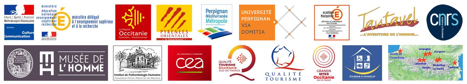 Logos 2019 partenaires