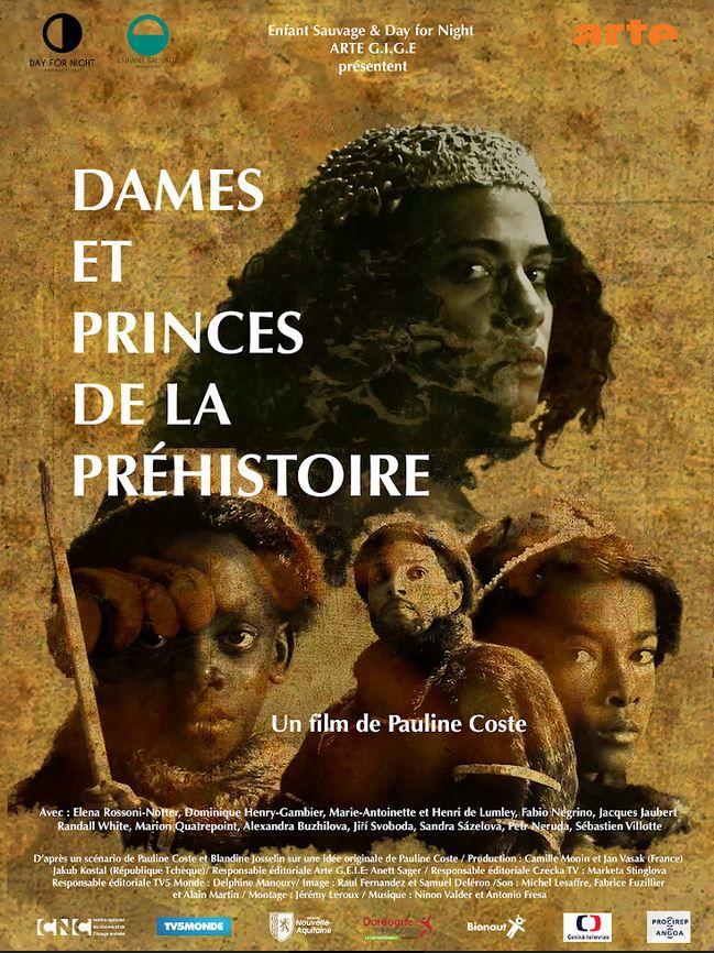 Dames et princes de la prehistoire